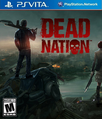 Dead Nation sur Vita