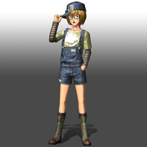 L'Attaque des Titans 2 : Des images du premier DLC et de la version Switch