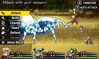 Radiant Historia : Perfect Chronology - Le retour d'un must pour les fans de J-RPG Old School