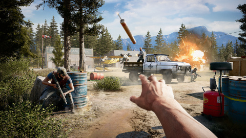 Far Cry 5 dévoile son édition collector
