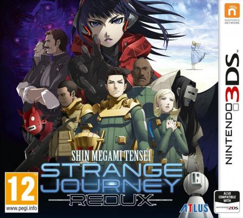Shin Megami Tensei : Strange Journey Redux sur 3DS