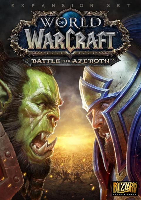 World of Warcraft : Battle for Azeroth sur Mac