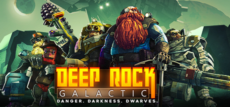 Deep Rock Galactic sur ONE