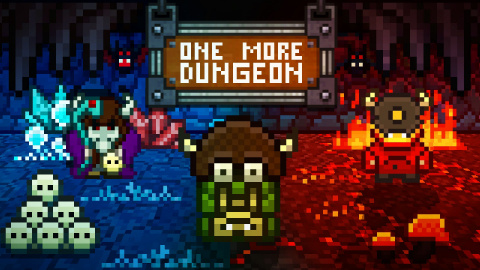 One More Dungeon sur Linux
