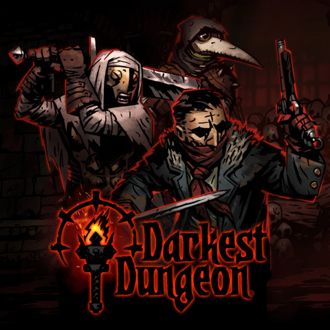 Darkest Dungeon : The Shieldbreaker sur Switch