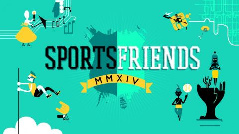 Sportsfriends sur Vita
