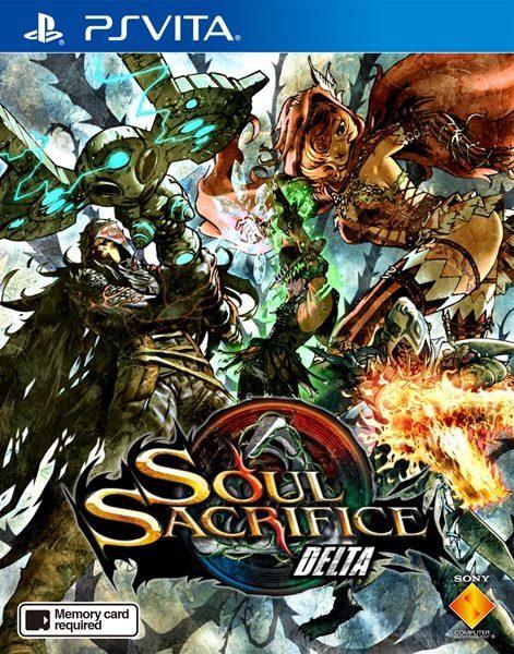 Soul Sacrifice Delta sur Vita