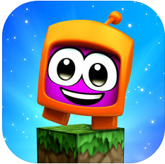 Twisty Planets sur iOS