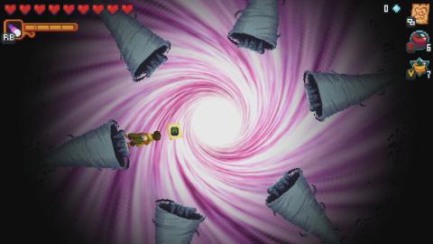 Dandara : Le Metroidvania qui marche sur - et avec - la tête