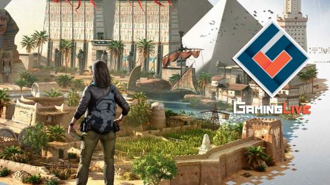Assassin's Creed Origins : Discovery Tour, l'Histoire à portée de pad