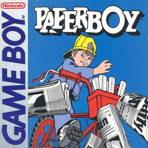 Paperboy sur GB