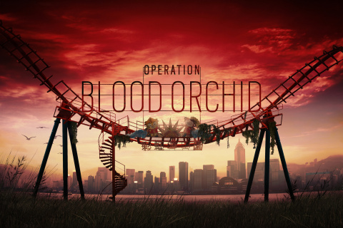 Tom Clancy's Rainbow Six Siege : Opération Blood Orchid sur ONE