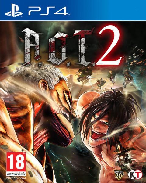 L'Attaque des Titans 2 sur PS4