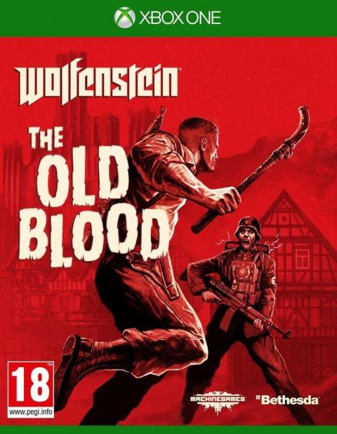 Wolfenstein : The Old Blood sur ONE