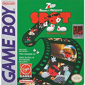 Spot : The Video Game sur GB