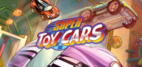 Super Toy Cars sur WiiU