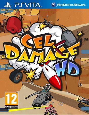Cel Damage HD sur Vita