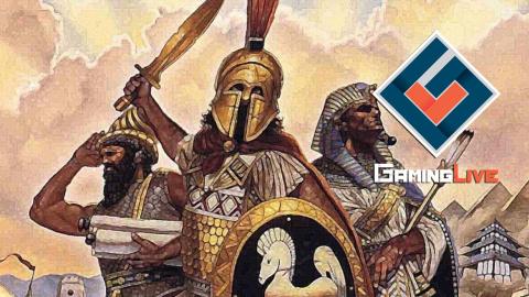 Age of Empires : Definitive Edition - Zoom sur une antiquité qui traverse les âges