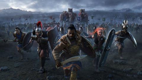 Total War Arena : Le free to play a rendez-vous avec l'histoire en vidéo