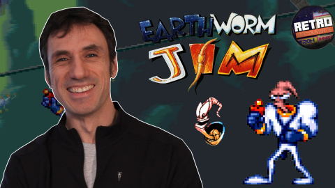 Retro Découverte - EarthWorm Jim
