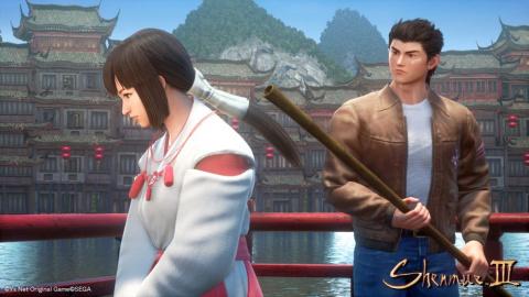 Shenmue se déclinera bientôt en série d'animation
