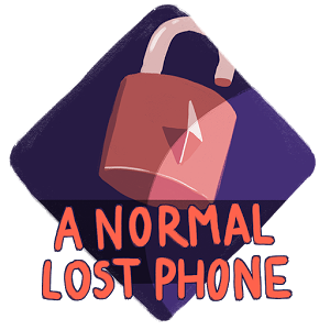 A Normal Lost Phone sur iOS