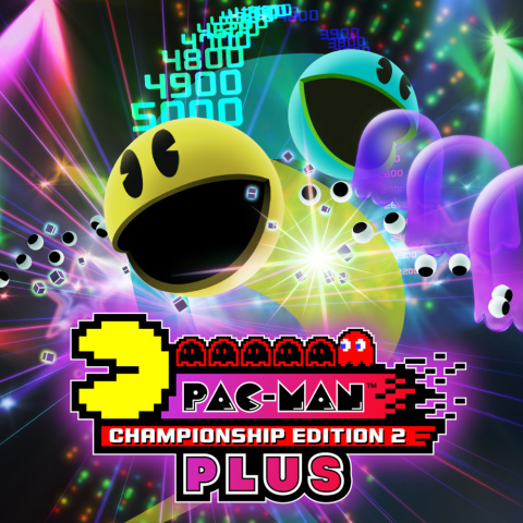 Pac-Man Championship Edition 2 Plus sur Switch
