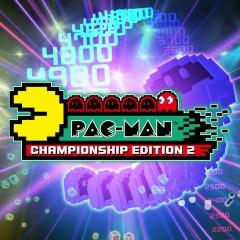 Pac-Man Championship Edition 2 sur PS4