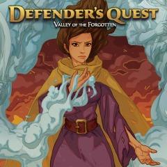 Defender's Quest : Valley of the Forgotten DX sur Vita