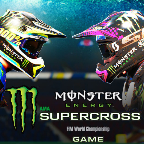 Monster Energy Supercross sur iOS