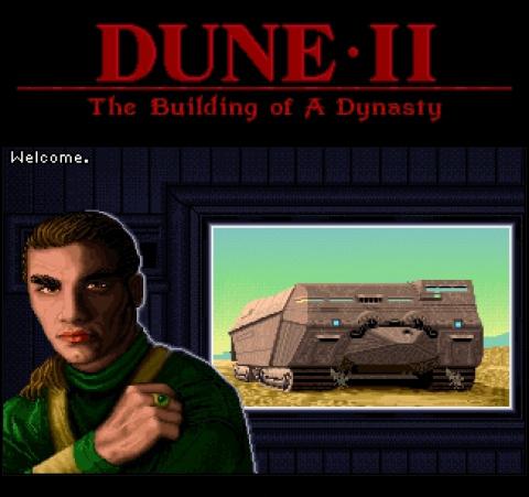 Dune 2 Online sur Web