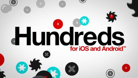Hundreds sur iOS