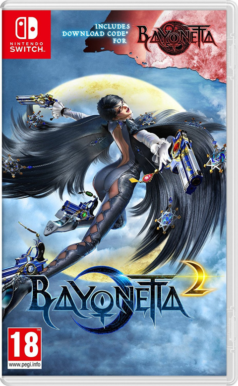 Bayonetta 1 + 2 Edition Spéciale sur WiiU