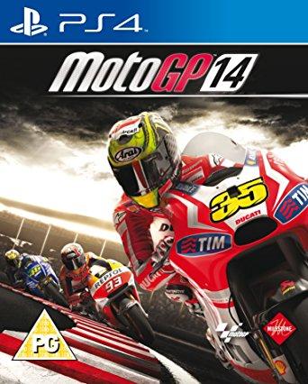 MotoGP 14 sur PS4