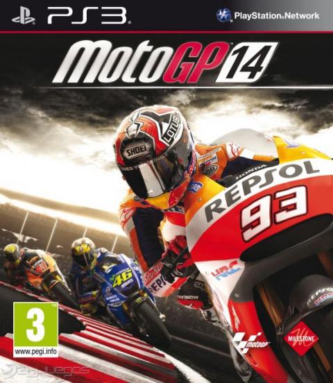 MotoGP 14 sur PS3
