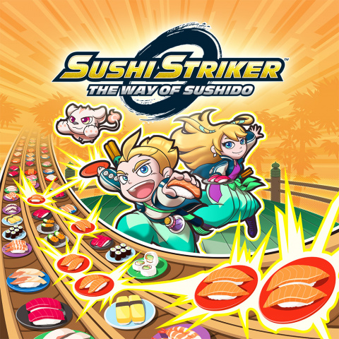 Sushi Striker : The Way of Sushido sur 3DS