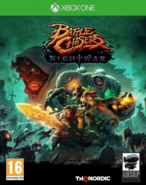 Battle Chasers : Nightwar sur ONE