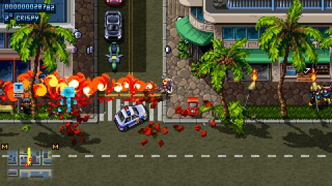 Shakedown Hawaii est presque terminé et sortira sur l'Epic Game Store