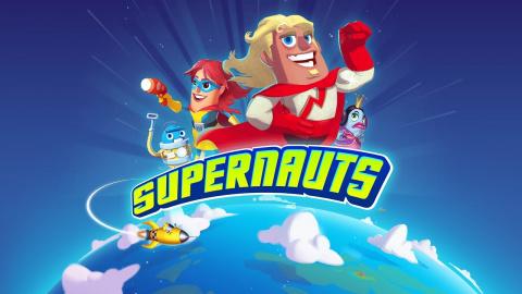 Supernauts sur iOS