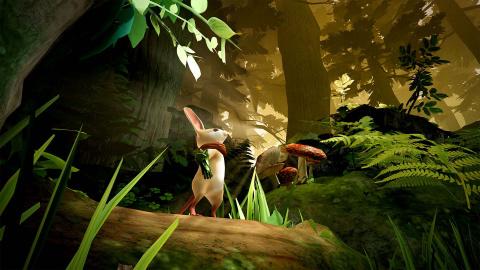 Moss : Jouez à la souris sur PS4
