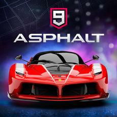 Asphalt 9 : Legends sur iOS