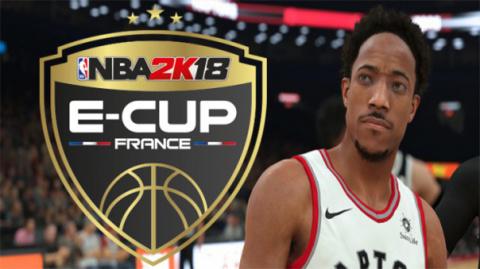 PS League - NBA 2K18 E-CUP : Premières qualifications online !