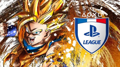 PS League : Premier tournoi Dragon Ball FighterZ ce soir !
