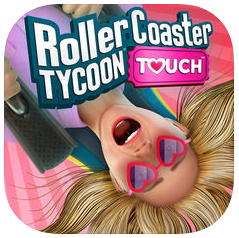 Rollercoaster Tycoon 4 Mobile sur iOS