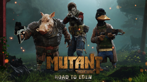 Mutant Year Zero : Road to Eden sur ONE