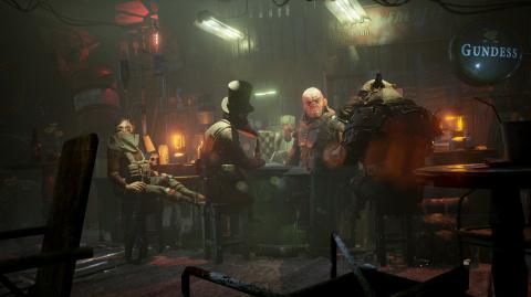 Mutant Year Zero : Road to Eden - Un tactical RPG annoncé par Funcom