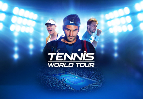 Tennis World Tour sur PC