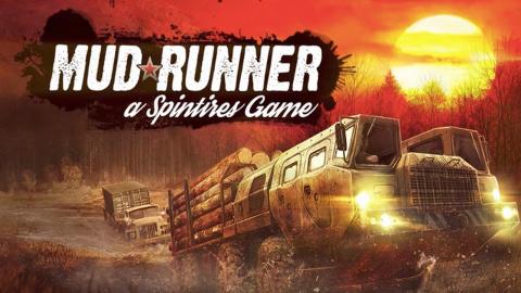 MudRunner sur Switch