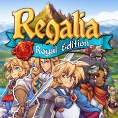 Regalia : Royal Edition sur PS4
