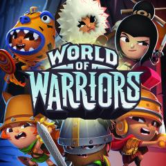 World of Warriors sur PS4